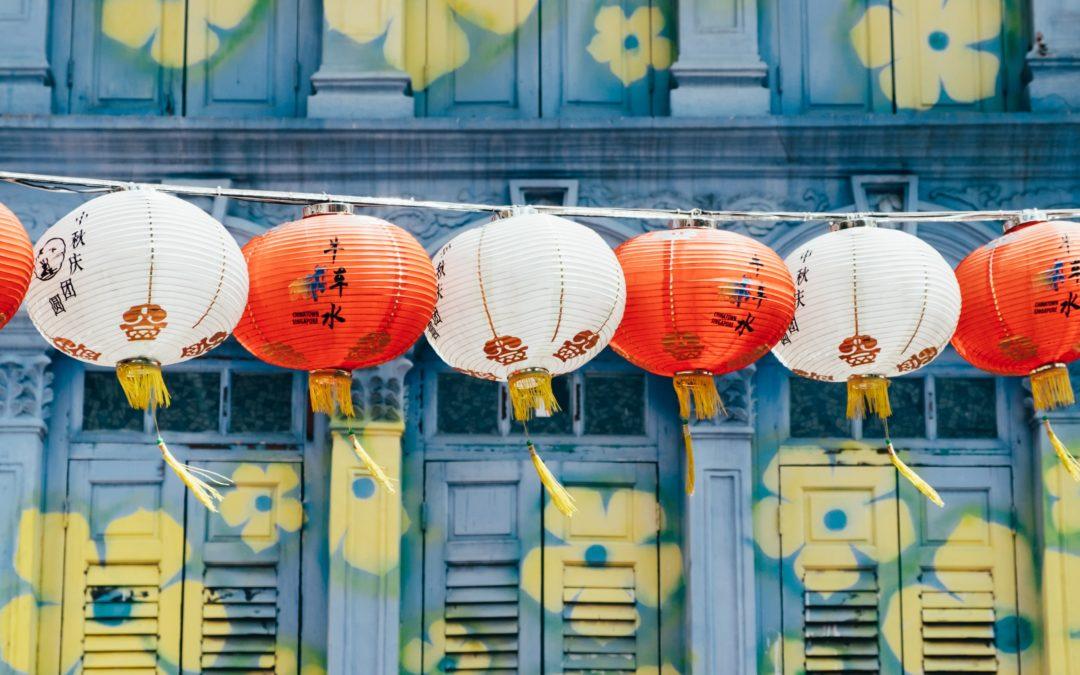 Singapore's Iconic Chinatown